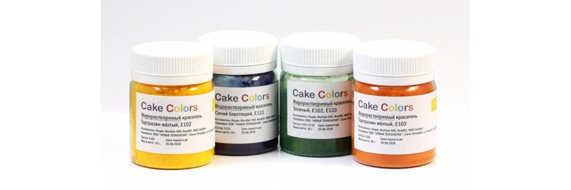 Красители Cake Colors