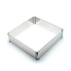 Форма для выпечки прямоульник раздвижной 30/58 см в 6 см