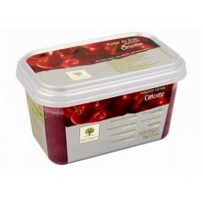 Пюре из вишни с/м 10% сахара, 1 кг