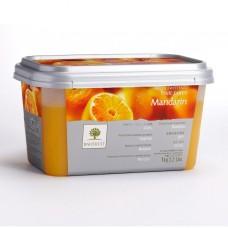 Пюре из мандарина с/м 10% сахара, 1 кг
