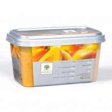 Пюре из манго с/м 10% сахара, 1 кг