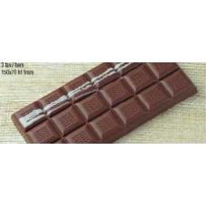 "Форма для шоколада ""Плитка шоколада"", 120 гр"