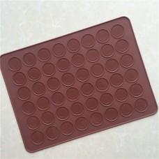 Коврик силиконовый для макарун на 48 шт, 38,5х29см
