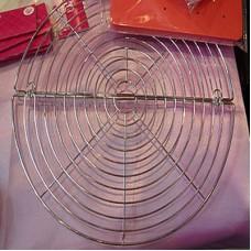 Решетка для глазирования складная d32см, металл