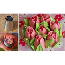 Насадка 3-лепестковый тюльпан