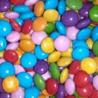 Посыпка КОНФЕТТИ молочный шоколад (100 гр)