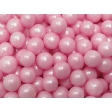 Посыпка декоративная крист. сахар розовый, 100 гр