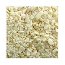 Глазурь кондитерская крошка белая, 200 гр