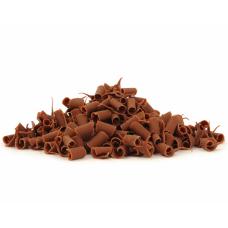 Шоколадные завитки молочные, 150 гр, Бельгия