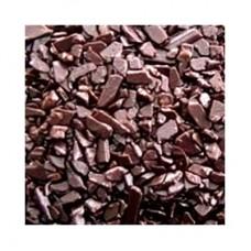 Глазурь кондитерская крошка темная, 200 гр