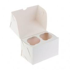 Коробка для 2 капкейков