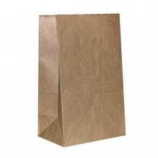 Бумажный пакет крафт для хлеба